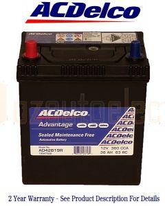 AC Delco Advantage AD42B19R Automotive Battery 360CCA