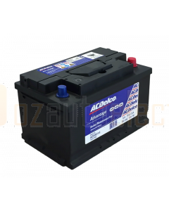Ac Delco Advantage AD80D26R Automotive Battery 600CCA