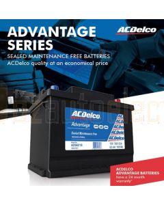 AC Delco Advantage AD56318 Automotive Battery 580CCA