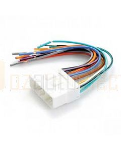 Aerpro AP1030 Vehicle Specific Plug to Bare Wire Harness to suit Various Daewoo Vehicles