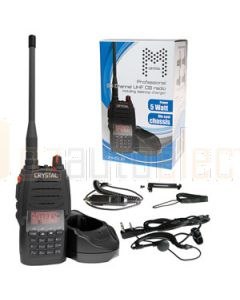 Crystal DBH50R Handheld UHF CB 5.0W