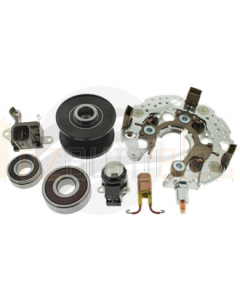 Alternator Repair Kit Hilux D4D 3.0L Diesel with Clutch Pulley 100 Amp