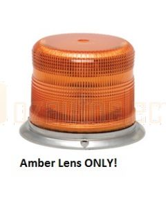 Lens to suit 1602 (amber)