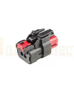 Ampseal 16 - 2 Circuit Plug Connector