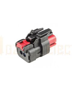Ampseal 16 - 4 Circuit Plug Connector