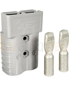 Anderson High Current Grey 350A Connector with 50mm2 Terminals