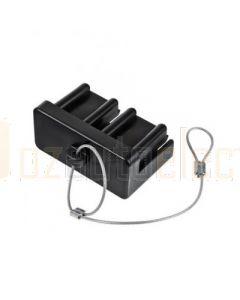 Anderson Plug Black Dust Cover