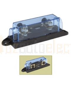 Narva 54418 In-Line ANL Fuse Holder with Transparent Cover and 250 Amp Fuse