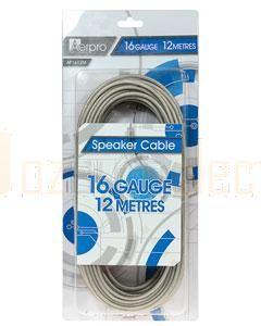 Aerpro AP1612M 12 Metres 16 ga speaker cable
