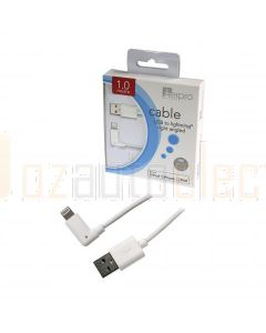 Aerpro APL105R Lightning/USB Cable White
