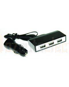 Aerpro APL30USB 3 USB Port Charger 4a