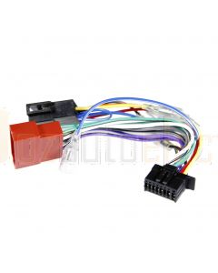Aerpro APP8JVC5 16-Pin ISO Harness To Suit Selected JVC Headunits