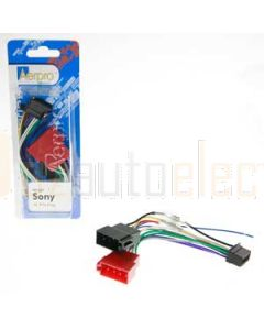 Aerpro APP8SP3 Sony To ISO Harness 16 Pin