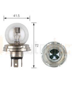 Narva 49211 Asymmetrical Headlamp Globe 45/40W P45t-41