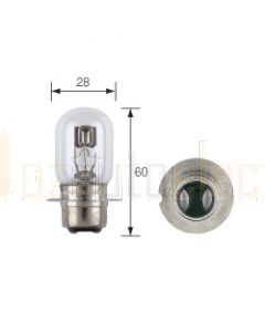Narva 49212 Asymmetrical Headlamp Globe 50/40W P22d