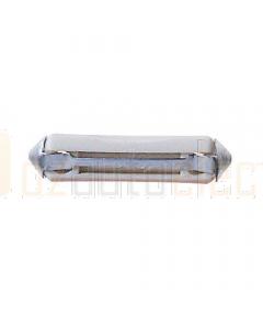 Hella Ceramic Fuses - 6AC, White (8750)