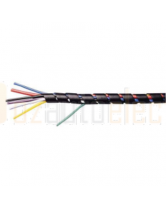 Hella Spiral Cable Wrap - 6mm (8347)