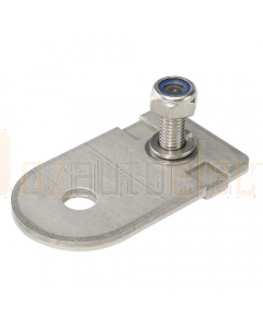Narva 85185 Accessory Bracket - Includes 30mm T-bolt, Washer Nyloc Nut