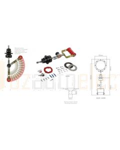 Ionnic BL350 350mm Remote Control Handle Kit