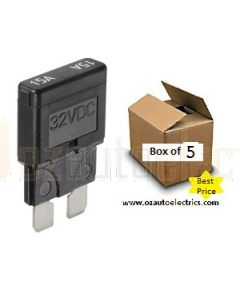 Narva 55625 Blade Automatic Circuit Breakers - 25Amp (Box of 5)