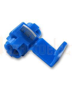 Blue Ezy-Tap wire connector
