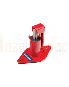 BMS Lockout BMS-4R Battery Isolator Red