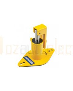 BMS Lockout BMS-4Y Starter Isolator Yellow