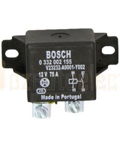 Bosch 0332002155 Mini Relay 12V 75A