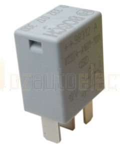 Bosch 0332017300 12V 20A 4 pin Micro Relay