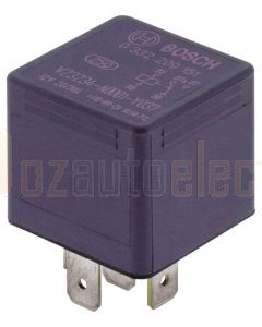 Bosch 0332209151 12v 30/20A Change Over Relay 5pin