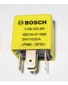 Bosch 0986AH0614 24V 1020A Change Over Relay