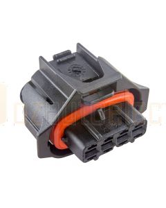 Bosch 1928403198 Kompakt 1.m Connector 4P Black Housing