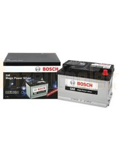 Bosch Battery Silver Calcium S5 574.068 680 CCA