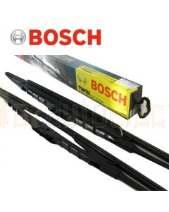 Bosch 3397001582 Set Of Wiper Blades 582S to suit Audi and Porsche