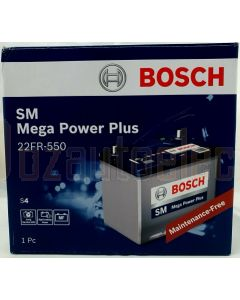 Bosch S4 Battery 22FR-550 550 CCA