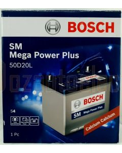 Bosch S4 Battery 50D20L 500 CCA