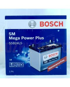 Bosch S4 Battery 55B24LS 430 CCA