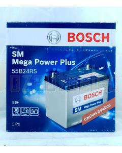 Bosch S4 Battery 55B24RS 430 CCA