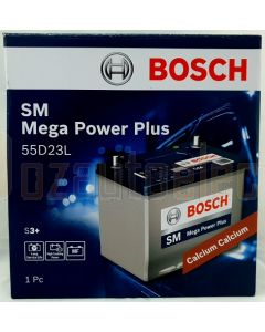 Bosch S4 Battery 55D23L 550 CCA
