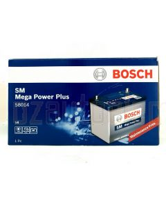 Bosch S4 European Battery 58014 730 CCA