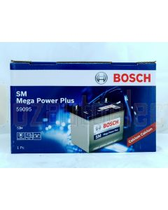 Bosch S4 European Battery 59095 912 CCA