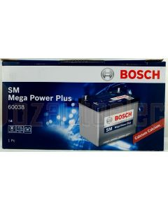 Bosch S4 European Battery 60038 800 CCA