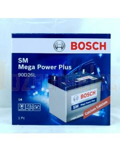 Bosch S4 Battery 90D26L 620 CCA