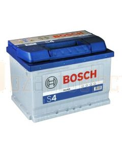 Bosch S4 European Battery 55066 400 CCA