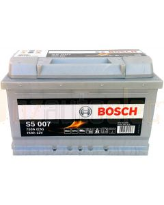 Bosch Silver Calcium S5 610.095 950 CCA