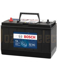 Bosch Heavy Duty T4 Battery 105D31R 710 CCA