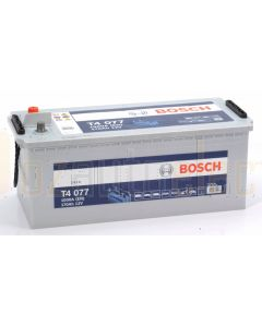 Bosch Heavy Duty T4 Battery N100L 700 CCA