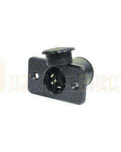 Britax Cigarette Lighter Socket Flush Rect  (RWB2720)