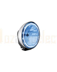 Britax DRIVING Beam Blue Lens QH - CHROME (DL20068)