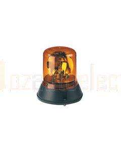 Britax Flange Base 320 (3 Bolt) - Amber (320-00)